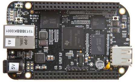 BeagleBone Black GPIO interactive map | Raspberry Pi | Scoop.it