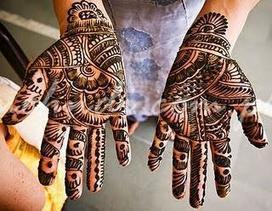 Nice Mehndi Designs For Hand Simple Mehendi D