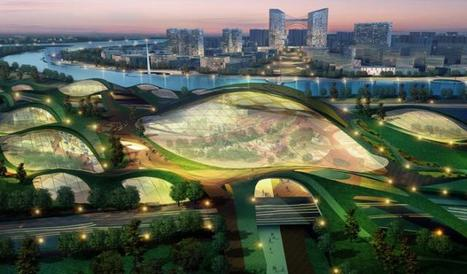 Tianjin: A model Eco-city in the Eastern World   Sustainable Cities   Moove it !  On se bouge !   Scoop.it