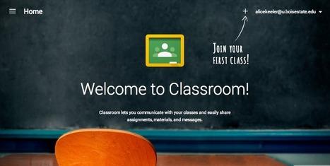 20 Things You Can Do With Google Classroom | Bibliotecas Escolares & boas companhias... | Scoop.it