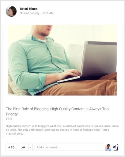 How to Post Curated Content Across Multiple Social Platforms | Content Marketing and Curation for Small Business | Scoop.it