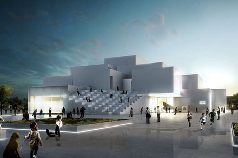 Video: Lego's New Museum Will Be Q*bert's Dream House - Wired   Museums and exhibits   Scoop.it