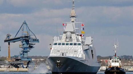 Brest 2016. La Marine nationale met sept navires dans la fête | Voyages et Gastronomie depuis la Bretagne vers d'autres terroirs | Scoop.it
