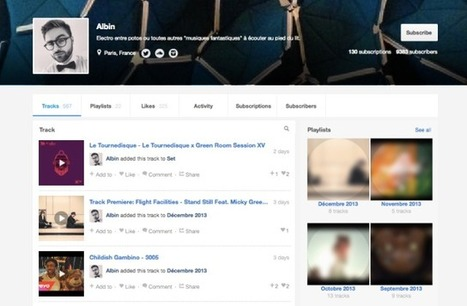 Whyd, The Music Streaming Social Network, Launches Publicly After Raising $700,000 Seed Round   MUSIC:ENTER   Scoop.it