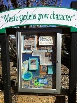 Garden bulletin board, byKids | School Gardening Resources | Scoop.it