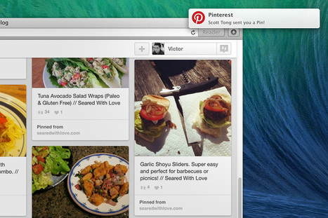 A new way to get notifications on Safari | Pinterest | Scoop.it