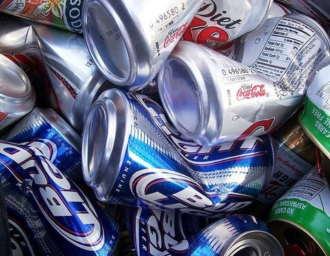 More recycling not the solution to reducing aluminum's carbon footprint | The Future of Water & Waste | Scoop.it