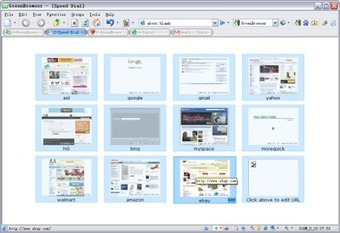 GreenBrowser: le navigateur qui consomme moins de RAM à découvrir | CARTOGRAPHIES | Scoop.it