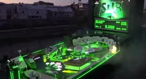 Heineken Turns Living Room Into Gigantic Pinball Machine | Digital-News on Scoop.it today | Scoop.it