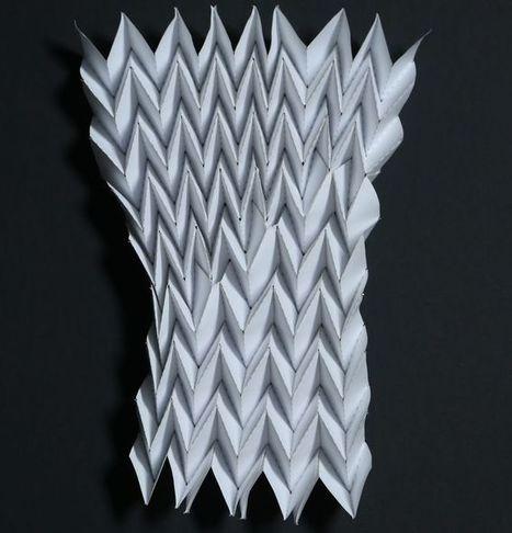 Origami: mathematics in creasing | MatNet | Scoop.it