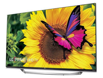 LG 65UF8600 Review - All Electric Review | Best HDTV Reviews | Scoop.it