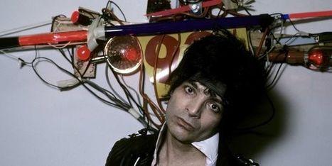 Pionnier du punk-rock, Alan Vega éteint le juke-box | Art contemporain et culture | Scoop.it