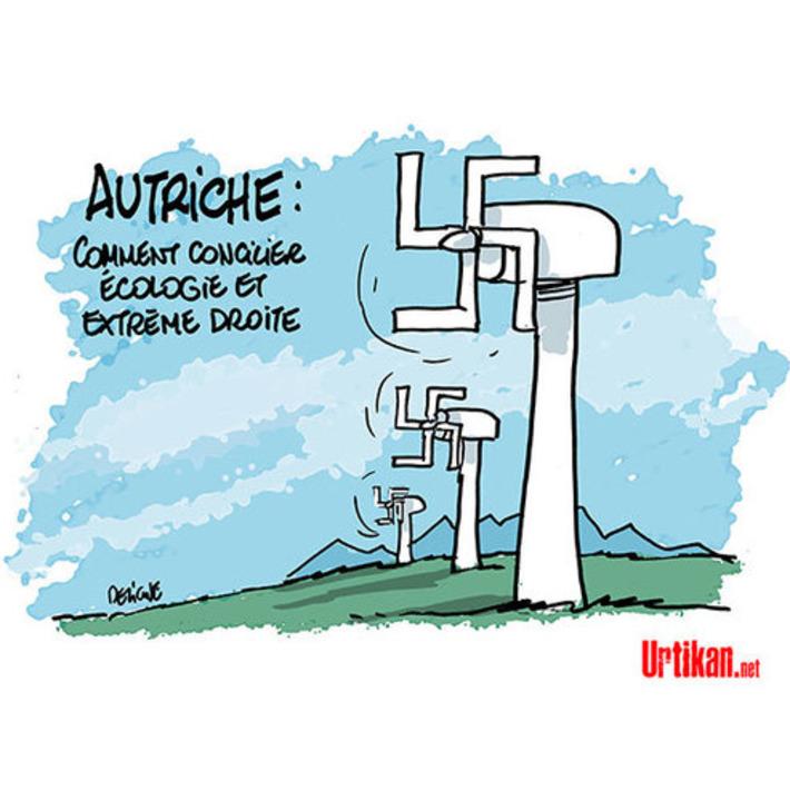 Autriche : moitié facho, moitié écolo | Baie d'humour | Scoop.it