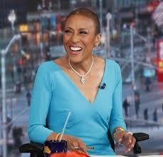 Robin Roberts – Abundantly Blessed : CancerConnect News | healincomfort health information | Scoop.it