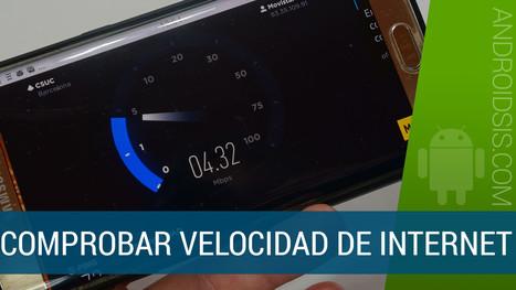 Cómo comprobar la velocidad de mi Internet móvil, ADSL y Fibra | Web Hosting, Linux y otras Hierbas... | Scoop.it