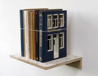 Adorable Miniature Houses Built of Books – Flavorwire   Deborah   Scoop.it