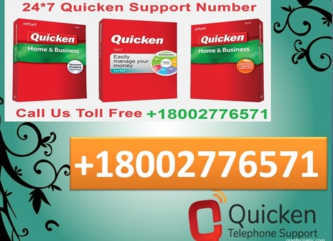 How To Improve At Quicken Support Phone Number