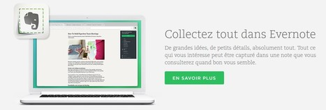 Les tarifs d'Evernote évoluent - Evernote en français | 100% e-Media | Scoop.it