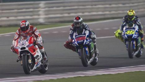 MotoGP: Valentino Rossi speaks on 'unfair' Ducati rules | Ductalk Ducati News | Scoop.it