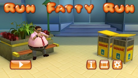 Run Fatty Run – funny & addictive obstacle running game in 3D   Android Apps   Scoop.it
