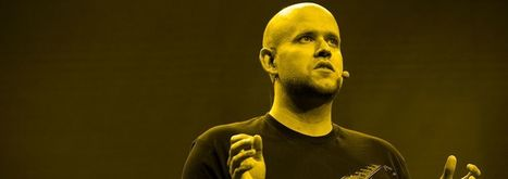 Will Spotify's Daniel Ek Really Save the Music Business? | A Kind Of Music Story | Scoop.it