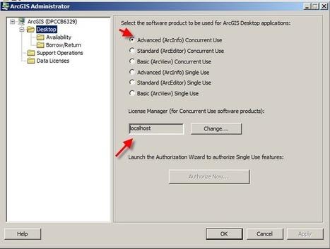 arcgis 10 license crack download