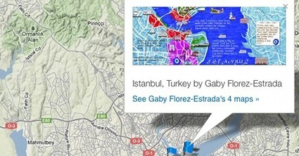 Geolocalizar y aprender con el diseño de mapas interactivos | Recursos Educativos para ESO, Geografía e Historia | Scoop.it