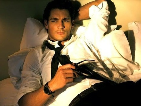 DAVID GANDY | The Style King | Ideal You | Scoop.it
