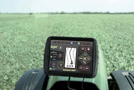 Guidage par GPS » Les éleveurs s'y intéressent aussi   Agriculture et réseaux sociaux   Scoop.it
