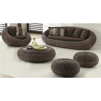 Les meubles en jacinthe d'eau et les meubles en rotin entrent dans le courant... - Communiqué de presse | Meubles en rotin | Scoop.it