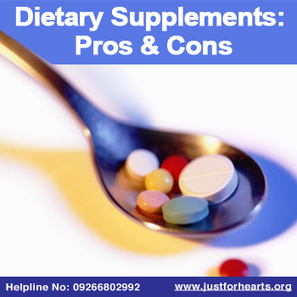 Dietary Supplements: Pros & Cons | Diet Plans : Make Healthier Food Choices! | Scoop.it