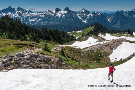Favorite Hikes at Mt. Rainier and North Cascades National Parks | Trekking | Scoop.it