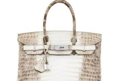 eb58873282b Collectors Flock to Handbags With Bling - Barron s