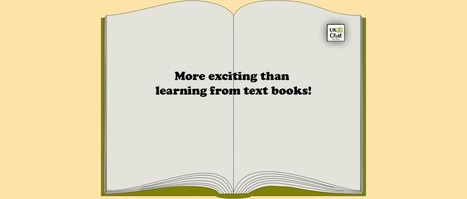 More exciting than learning from text books! by @PrimaryLessons | The DigiTeacher | Scoop.it