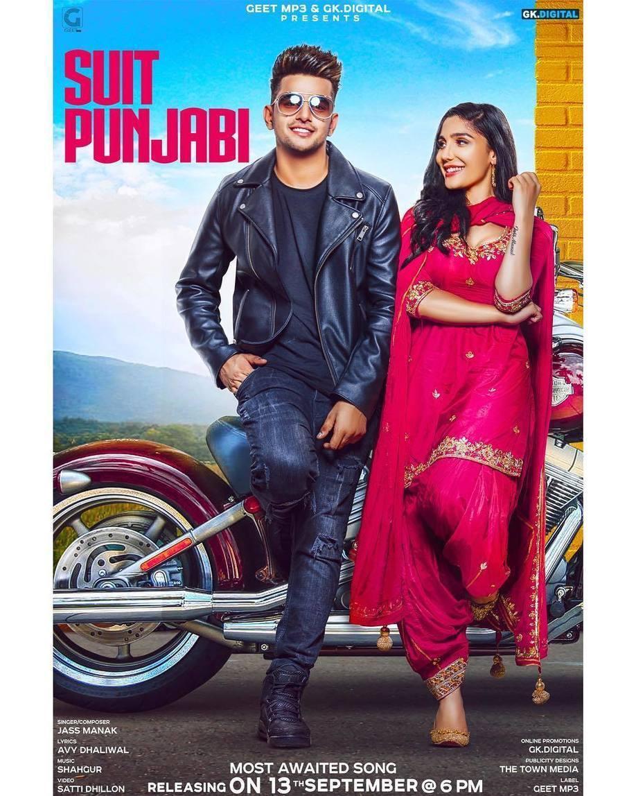 Suit Punjabi Jass Manak Mp3 Song Download - DjP