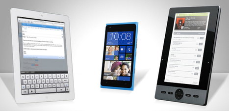 Smartphone, tablet e e-reader: entenda as diferenças entre eles | Litteris | Scoop.it