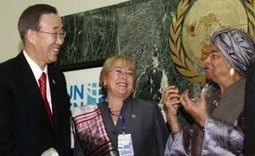 UN Women Celebrates its Creation at African Union Summit | Gender & Protection in East Africa | Scoop.it