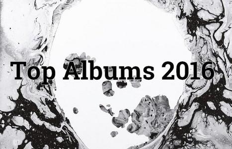 Top Albums Hop Blog : le meilleur de 2016 | -thécaires | Espace musique & cinéma | Scoop.it