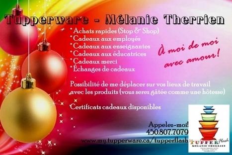 Quoi de neuf? Tupperware - Spéciaux Novembre 2013 | Tupperware, pourquoi pas ? | Scoop.it