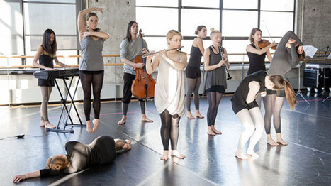 Performers as Co-Creators | Music, Theatre, and Dance | Scoop.it