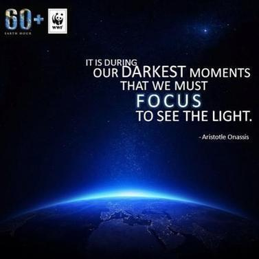 EARTH HOUR | General learning capabilities | Scoop.it