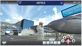 Feature - Virtual World: Academy uses latest technology to attract prospective ... - U.S. Air Force Academy | Virtual Worlds and Online Education | Scoop.it