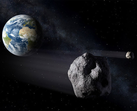 Apocalypse Never: Asteroid 2011 AG5 Will Miss Earth : Discovery News | Science, Technology & Invention News | Scoop.it