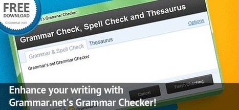Grammar.NET   English Grammar   21st Century Tools for Teaching-People and Learners   Scoop.it