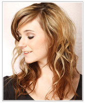 Two tone hair color ideas | celeb style | Scoop.it