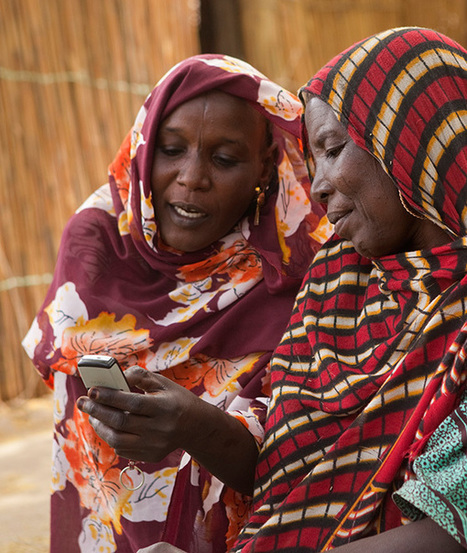Will greater access to digital health improve healthcare in emerging countries?   new society   Scoop.it