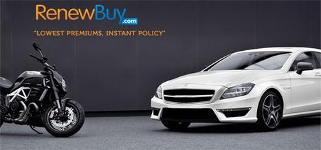 Online Car Insurance Renewal - RenewBuy | RenewBuy Motor Insurance Specialists | Scoop.it