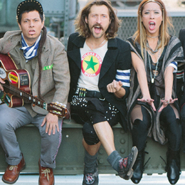 New Gogol Bordello Album About the 'Pure Joy of Being Who You Are' | Alternative Rock | Scoop.it