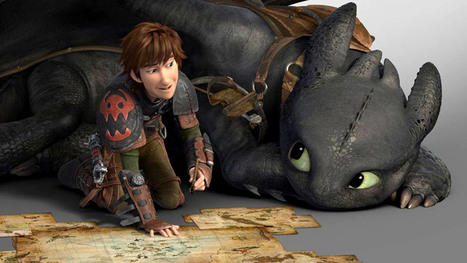 How To Train Your Dragon Hd Wallpaper In Wallpapers Scoopit
