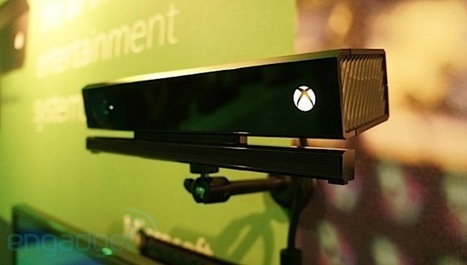 Microsoft explains how it built a better Kinect, boosted accuracy without sacrificing performance (video) | WEBOLUTION! | Scoop.it